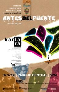Nuevo disco de Karla Lara - Honduras
