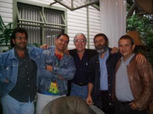 Cantautores Centroamericanos