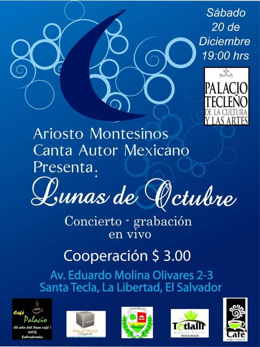 Concierto de Ariosto Montesinos