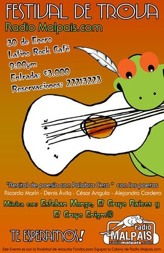 Festival de Trova (RadioMalpais.com)