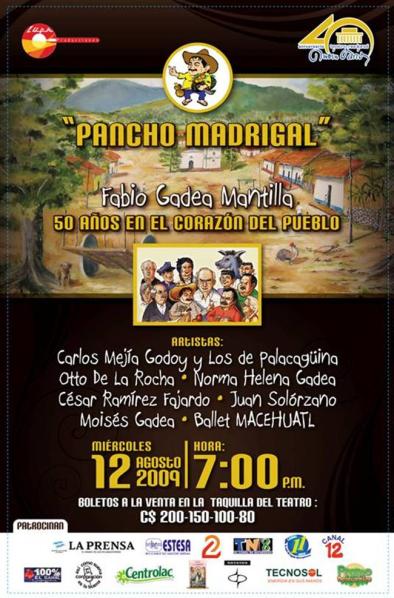Pancho Madrigal