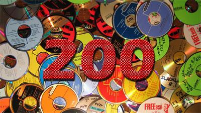Celebrando los 200 programas!