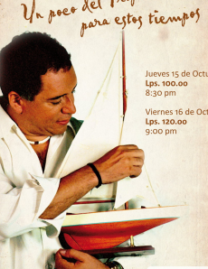 Guillermo Anderson en concierto - Honduras